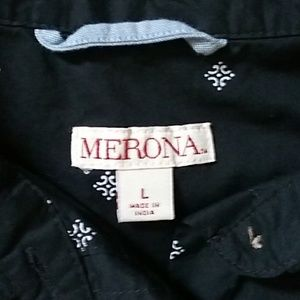 Merona Tops - 🌹3 for $25🌸Merona Button Up Top Women's Large